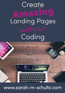 Create Amazing Landing Pages Without Coding