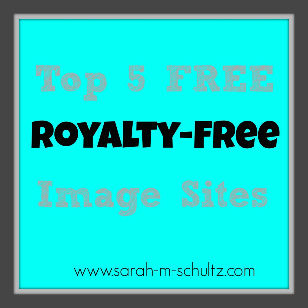 Top 5 FREE Royalty-Free Image Sites