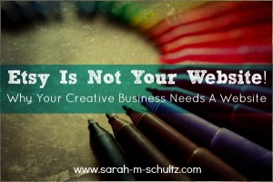 Why Your Creative Business Needs A Website