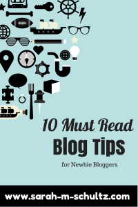 10 Must Read Blogging Tips