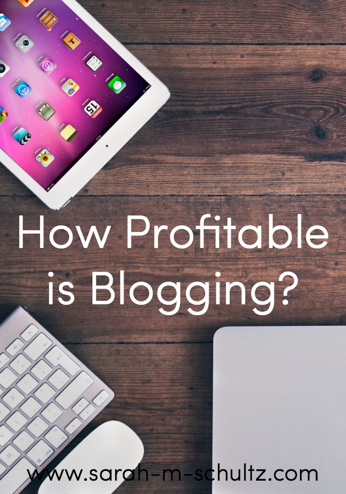 How Profitable is Blogging
