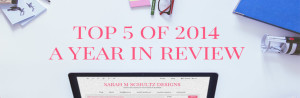 Top 5 of 2014: A Year in Review