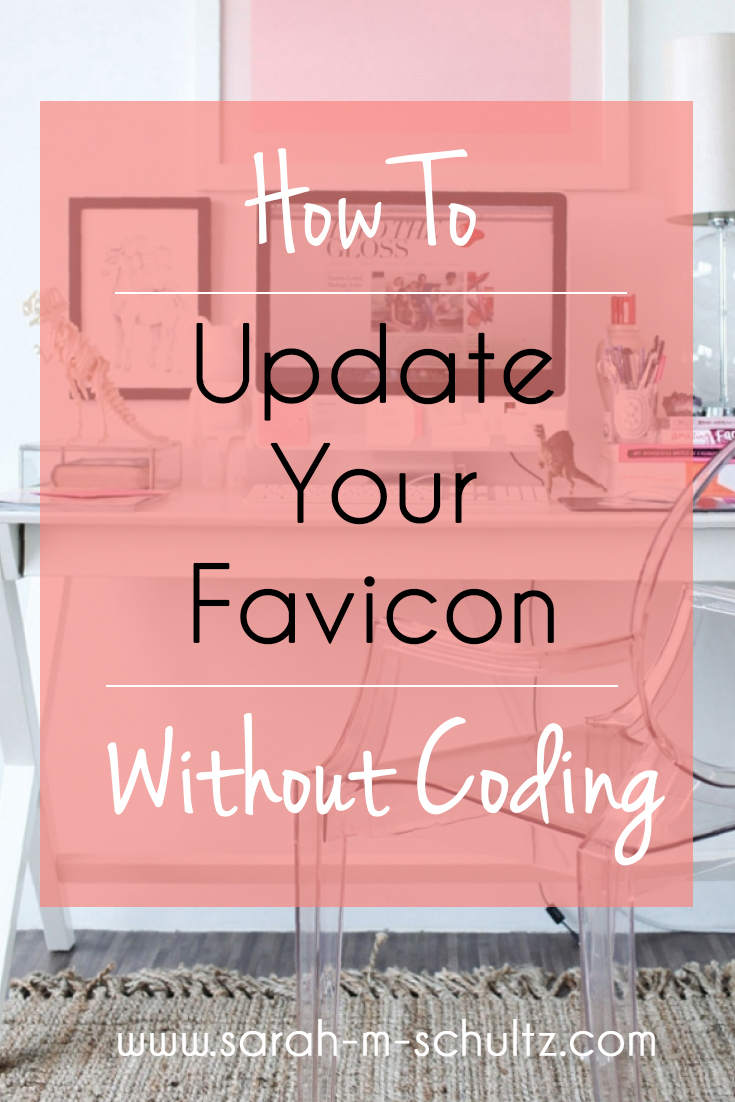 Update Your Favicon Without Knowing How to Code